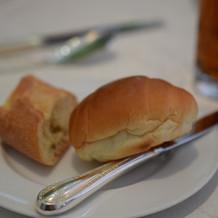 パンは2種あります