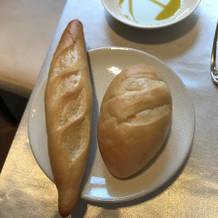 甘みもあり柔らかなパン