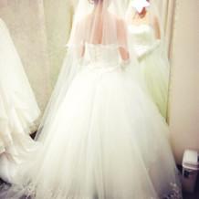 エンジェルプランのドレス