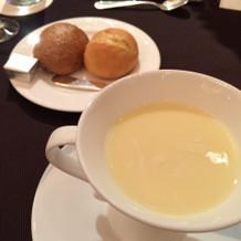 パンやスープの質にもこだわって美味しい