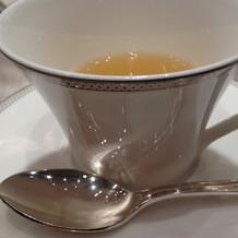 ティーカップ側面