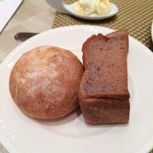 このパンが絶品です!