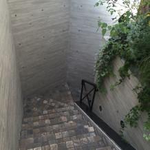 地下への階段(飾りつけ自由)
