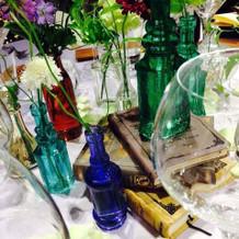 私たちのテーブル