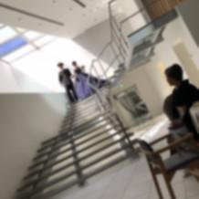 ソフィ邸の階段が素敵☆