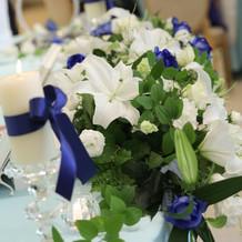 メイン装花
