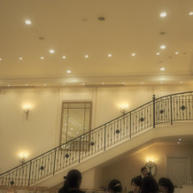 ホワイトハウス階段