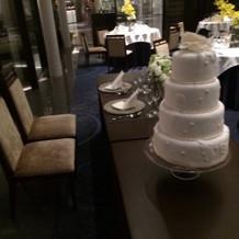 高砂 ケーキはレプリカです