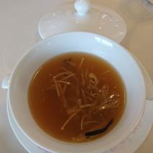 スープのみ中華にしました。