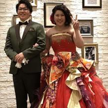 和ドレス&タキシードver.2