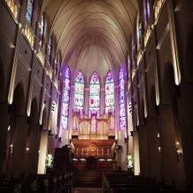大聖堂です。
