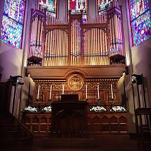 大聖堂の祭壇