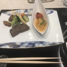 洋食のワンプレートです。