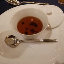 このスープが一番好きでした