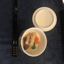 とろろと魚