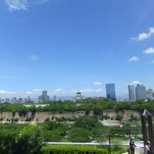 ガーデンチャペルからの景色