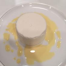 バラ科アレルギーの人用のデザート