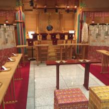 綺麗な神殿