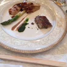 美味しいお肉でした。