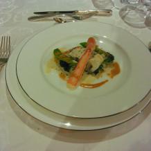 魚料理(白身魚)
