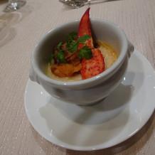 蟹のクリーム焼き