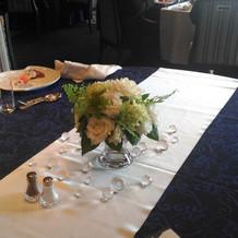 テーブル装花(1卓9000円)