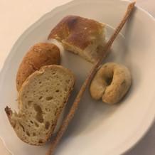 パンの数!