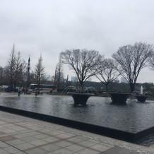 表の噴水公園
