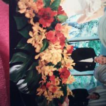 南国徴のお花