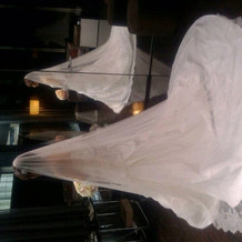 白のドレス