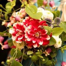 高砂のお花