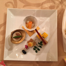 会食会での和食 前菜