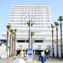 ホテル周りは撮影スポットが沢山あります