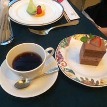 珍しいといわれたチョコレートケーキ