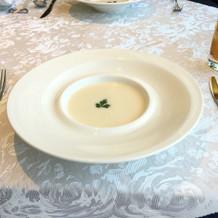 フェア試食・季節のスープ
