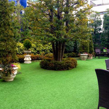 庭 人工芝です