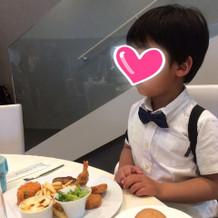 子供用の料理