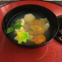 和食、お椀