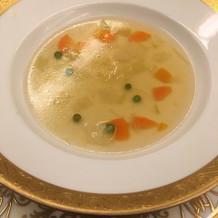 美味しい野菜のペイザンヌスープ