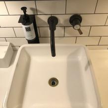 一階トイレ手洗い場
