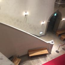 チャペル階段