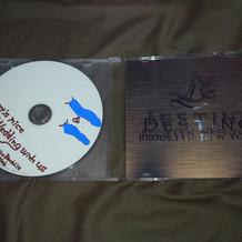BGMの曲をCDにしてもらいました