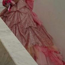 お気に入りのピンク☆
