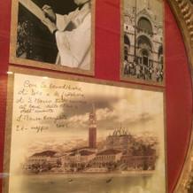 イタリアのサンマルコ寺院との提携
