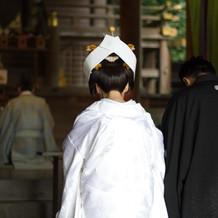 高見神社にて