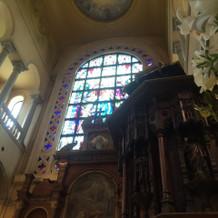 大聖堂は圧巻です