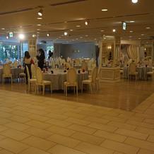 コートダジュール(披露宴会場)