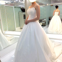 プリンセスライン ホワイト