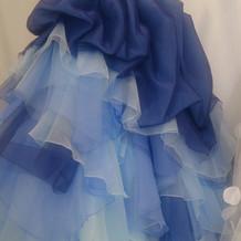 イメージ通りのドレスが見つかりました。