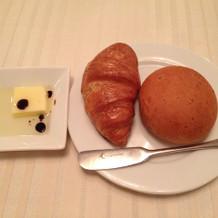 出来立てパン☆バターソースもこだわり☆